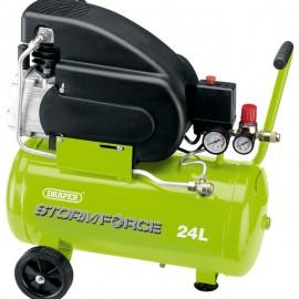 Draper Stormforce 24L 230v 2HP Air Compressor