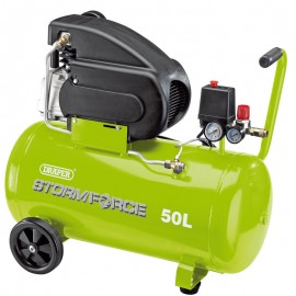 Draper Stormforce 50L 230v 2HP Air Compressor