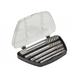 Teng Tools SE05 Screw Extractor Set 5 Piece