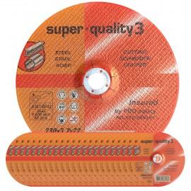 Premium Super Quality 3 Depressed MILD STEEL Cutting Disc 9