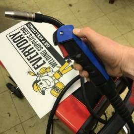 Weldability 200A MIG Welder complete with 3 Meter Torch, Regulator and Gas Hose