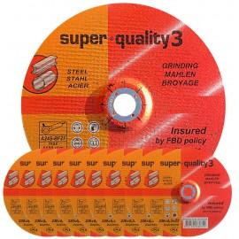 Premium Super Quality 3 Depressed STEEL Grinding Disc 9