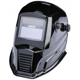 Draper Solar Powered Auto-Varioshade Welding And Grinding Helmet