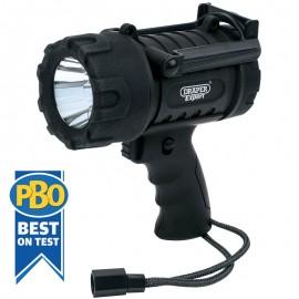 Draper Expert 5w Cree Led Waterproof Torch (3 X AA Batteries)