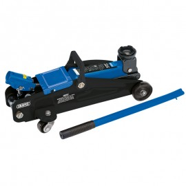 Draper Trolley Jack (2 Tonne) - Green or Blue