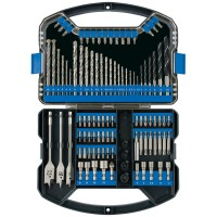 Draper Drill Bit And Accessory Kit (101 Piece)