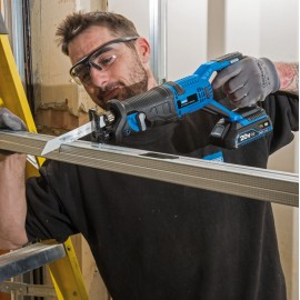 Draper Storm Force® 20v Reciprocating Saw - BARE UNIT ONLY