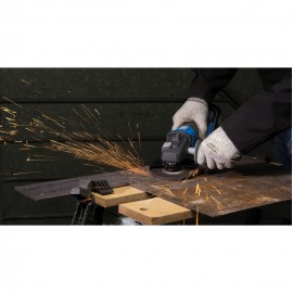 "Draper Storm Force® 20v 4½"" Angle Grinder with 1 x 4.0Ah Battery + 25 x FREE 4½"" Cutting Discs"