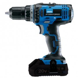Draper Storm Force® 20v Cordless Drill Driver - BARE UNIT ONLY