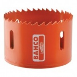 Bahco Professional Holesaw Set 3834 16/51 Sizes: 16-51mm