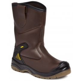 Apache AP305 Waterproof Safety Rigger Boot