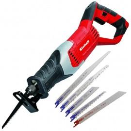 Einhell TC-AP 650 E Reciprocating Saw 650W 240V + Faithfull 15 Piece Blade Set