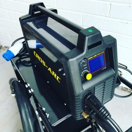 Cros Arc 200 AC/DC TIG Welder With 4m Parker™ Torch (200S) with Cros Arc Trolley