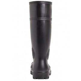 Worksite Black PVC Wellington Boot