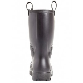 Worksite Black PVC Rigger Boot