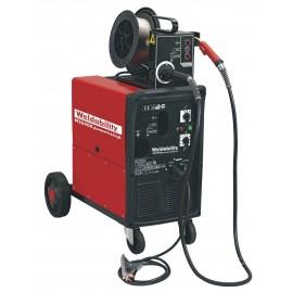 Weldability MIG 400 Powerstep 3PH Euro MIG Welder Package