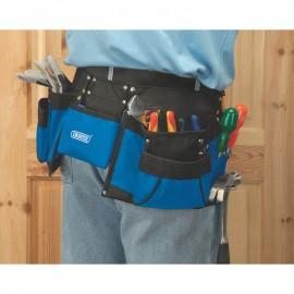Draper Double Pouch Tool Belt