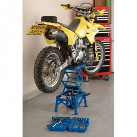 Draper 135kg Off Road Motorcycle Scissor Lift