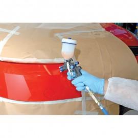 Draper 100ml Gravity Feed HVLP Composite Body Air Spray Gun
