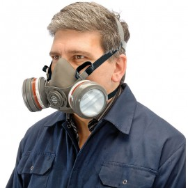 Draper Expert Combined Vapour and Dust Filter Respirator