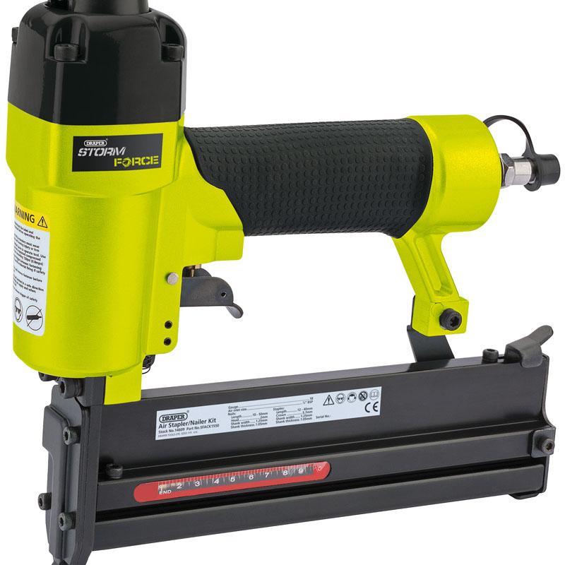 Draper 14608 Storm Force® 12-25mm Air Stapler