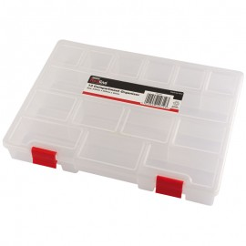 Draper Plastic Storage Organiser 276 x 203 x 42mm