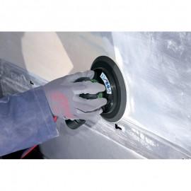 Draper Composite Body Dual Action Oil Free Air Sander (150mm)