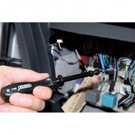 Draper Screw Holding Mechanics Screwdriver Set (2 Piece)