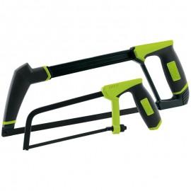Draper Hacksaw and Junior Hacksaw Set (Green)