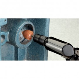 Draper Compact Soft Grip Air Angle Die Grinder with 115° Head (6mm)