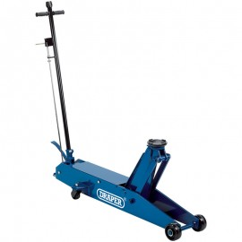 Draper Heavy Duty 'Quick Lift' Trolley Jack (5 tonne)