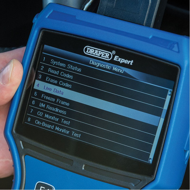 Draper Diagnostic and Electronic Service Tool