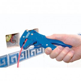 Draper Automatic Wire Stripper and Cutter for Single Strand and Ribbon Cable
