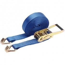 Draper 2500kg Ratchet Tie Down Strap (10M x 50mm)