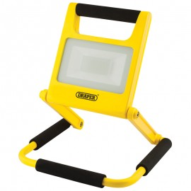 Draper 10W SMD LED Rechargeable Worklight (600 Lumen)