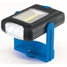 Draper 3W COB LED Magnetic Worklight (3 x AAA Batteries)