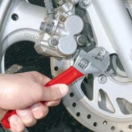 Draper 150mm Soft Grip Adjustable Wrench