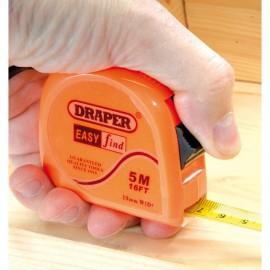 Draper 3M/10ft Easy Find Measuring Tape