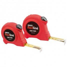 Draper 3M and 5M Metric/Imperial Measuring Tape Set
