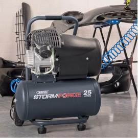 Draper 24L 230V 3.0hp (2.2kW) Air Compressor