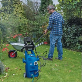Draper 1900W 230V Pressure Washer with Total Stop Feature