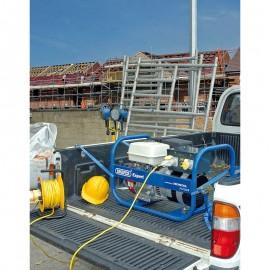Draper Expert 7.5kVA/6.0kW Petrol Generator