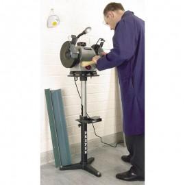 Draper Adjustable Bench Grinder Stand