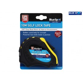 BlueSpot Tools Easy Read Magnetic Pocket Tape 10m/33ft (Width 23mm)
