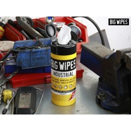 Big Wipes Industrial Multi-Purpose Wipes Tub of 40