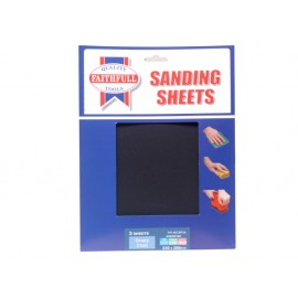 Sand Paper - Aluminium Oxide Cloth