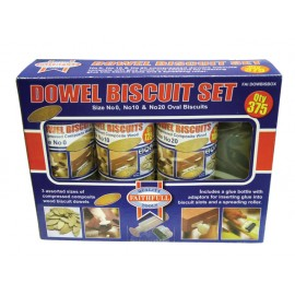 Biscuit Jointers - Accessories and Blades