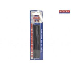 Faithfull Junior Hacksaw Blades 150mm (6in) 32tpi (Single Pack of 10 Blades)