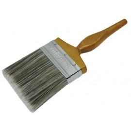 Faithfull Superflow Synthetic Paint Brush 100mm (4in)