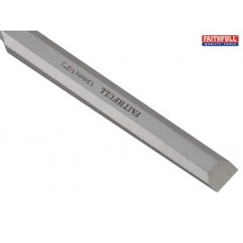 Faithfull Bevel Edge Chisel Blue Grip 13mm (1/2in)